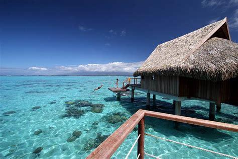 fiji bungalow sofitel moorea ia ora resort polynesia