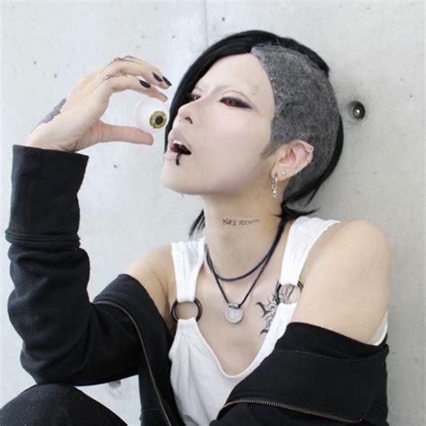 anime hairstyles cosplay tokyo ghoul mr bai uta cosplay wig black short hair 20cm