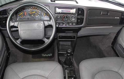 how make cars 1991 saab 900 instrument cluster saab 900se turbo convertible spg for sale