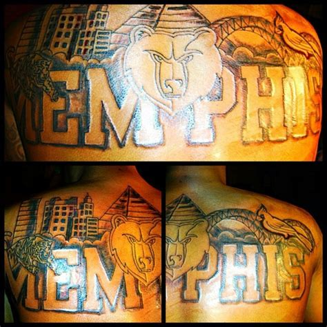 memphis tattoo 17 best images about m on ink floral tie and
