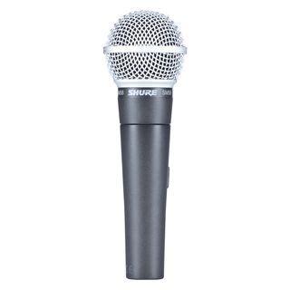 Microphone Kabel Ealsem Es 605 shure sm58se basic 2 set
