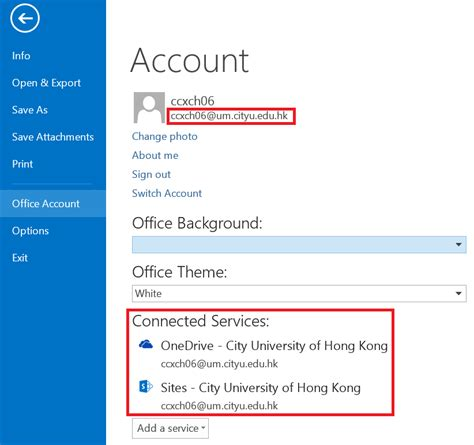 format email address outlook sending viewing confidential email with microsoft outlook