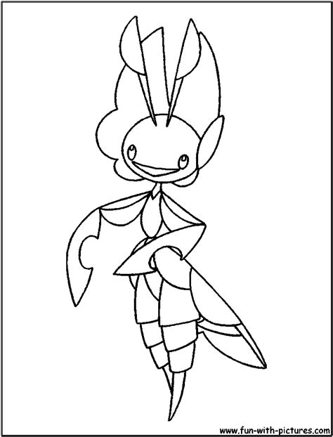 pokemon coloring pages heracross free coloring pages of heracross pokemon