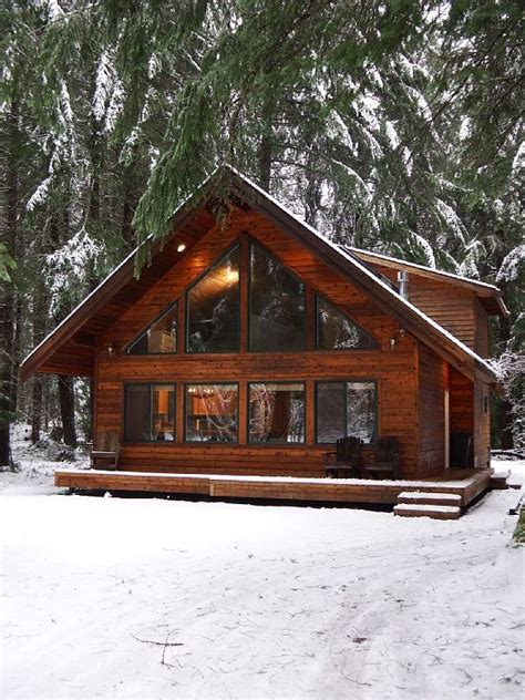 cabin styles greenwater chalet cabin 3 bed loft 2 full baths