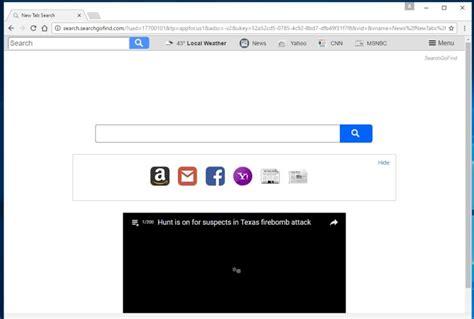 Remove Find Search Remove Search Searchgofind Redirect Virus Removal