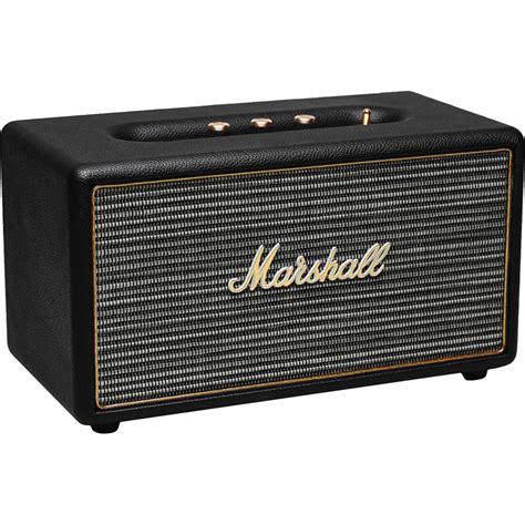 Speaker Marshall marshall audio stanmore bluetooth speaker system 04090107 b h