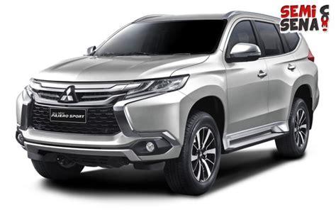 Bantal Mobil Mitsubisi Pajero Sport harga mobil mitsubishi mei 2018 semisena