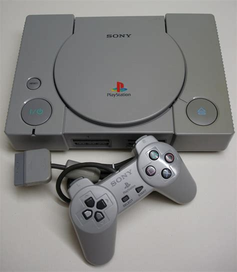Playstation X Ps One Ps1 Ps 1 ps1 retroblog fr