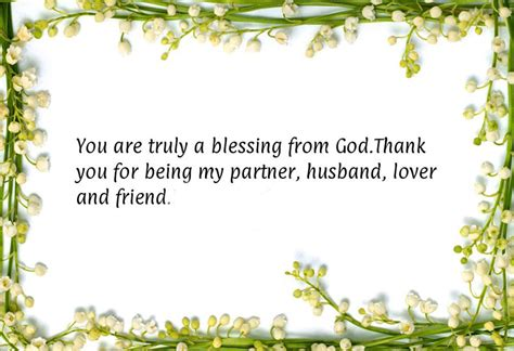 Message To The by Thank You Messages For Husband Lovely Wishesmsg