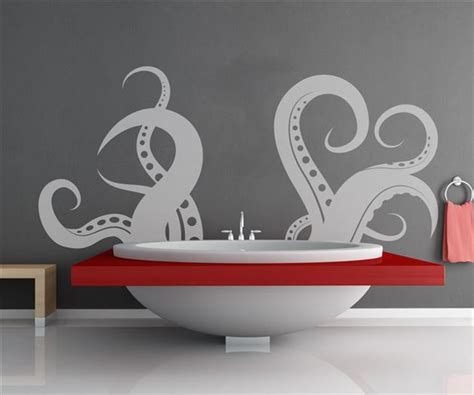 octopus in bathtub cupboards kitchen and bath bathroom fun there s an