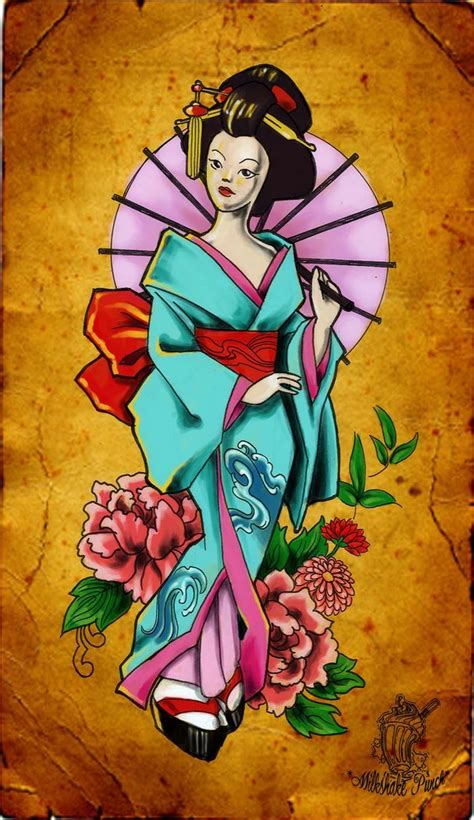japanese tattoo art geisha cool tattoo zone cool japanese geisha tattoo designs gallery