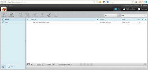 cara membuat email roundcube cara instal webmail roundcube pada website di idhostinger