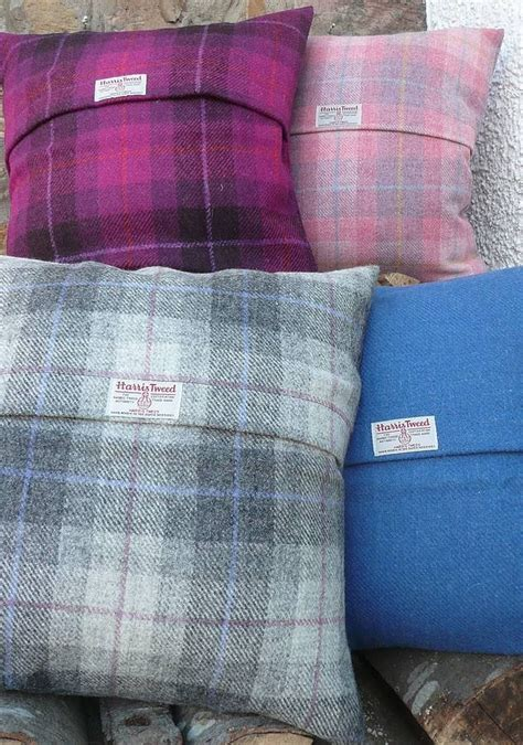 gray check chair pads 23 best the harris tweed edit images on harris