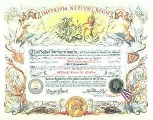 crossing the line certificate template 26 best images about shellback on coins king