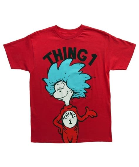 dr seuss t shirts thing 1 and 2 shirts cat in the hat