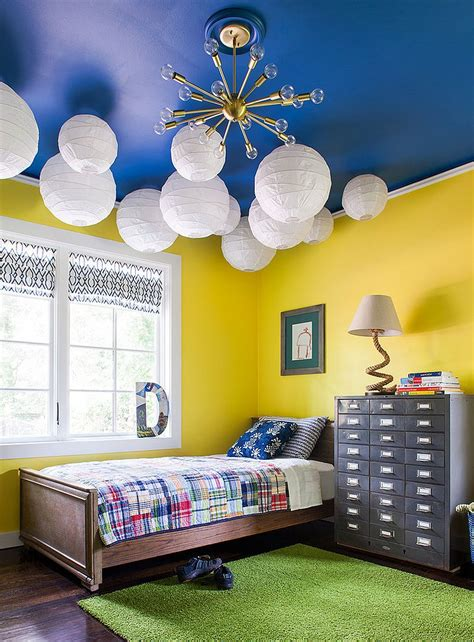 And Blue Childrens Bedroom by Trendy And Timeless 20 Kids Rooms In Yellow And Blue