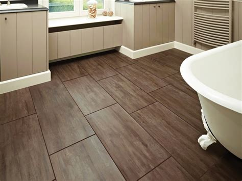 Vinyl Bathroom Flooring Ideas by Sheet Vinyl Flooring Bathroom Home Design Ideas