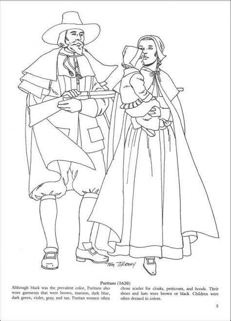 free new england colonies coloring pages