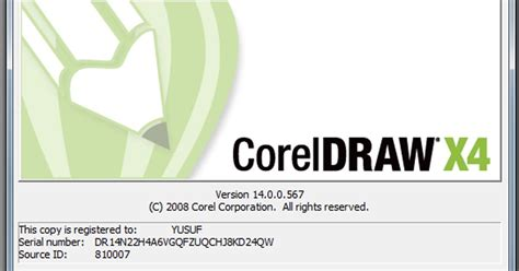 coreldraw x6 terdeteksi bajakan coreldraw x4 full version keygen download software