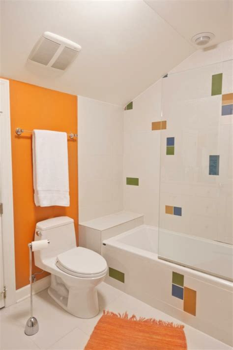 salle de bain enfant en  idees marrantes