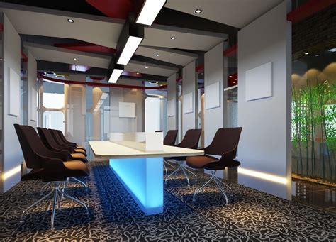 Modern Office Room Interior by Conference Room Search Panthers Office