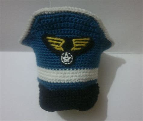 crochet pattern army hat military pilot hat crochet pdf pattern aviator captain army
