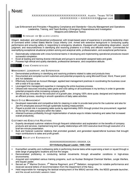 Infantry Resume by 10 Army Infantry Resume Exles Riez Sle Resumes Riez