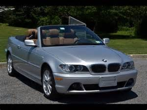 2005 bmw 330ci convertible with 14106 original