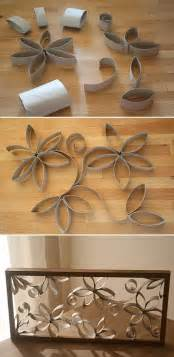 Art And Craft For Home Decor by Toilet Paper Roll Crafts Kids Kubby