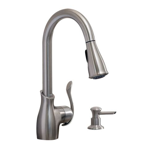 moen kitchen faucet manual moen single handle kitchen faucet latest home depot moen