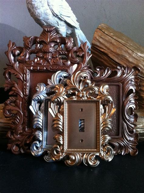 gold light switch covers gold baroque light switch plates fancy segelquistdesign