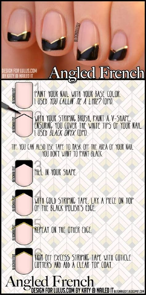 full tutorial with hints and tips at nail art 101 http 50 best images about nail tips tricks on pinterest