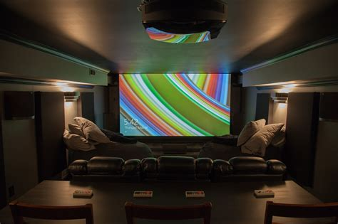 pcmr builds  home theater