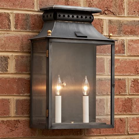 federal outdoor  light large shades  light