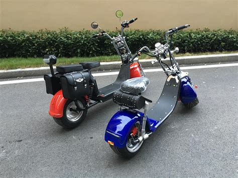 bid electronics citycoco scooter big wheel electric scooter from rooder