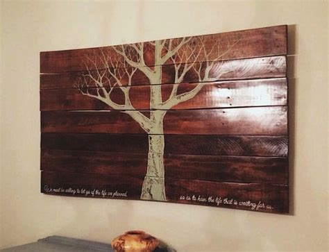 wooden wall hanging reclaimed wooden pallet wall art recycled things
