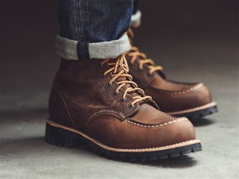 boat shoes red wing 15 best red wing boots reviewed rated in 2018 nicershoes