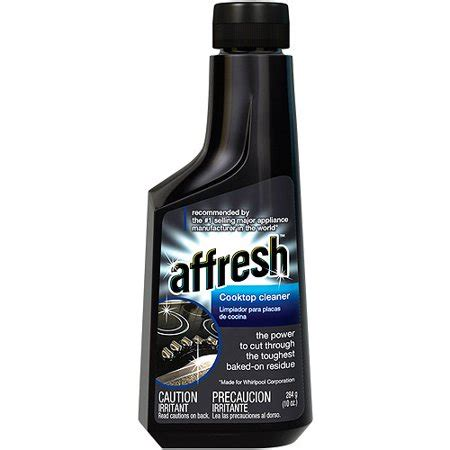 affresh cooktop cleaner reviews affresh cooktop cleaner 10 oz walmart