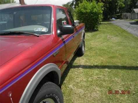 Buy used 1997 Ford Ranger 4x4 in Hamburg, Pennsylvania