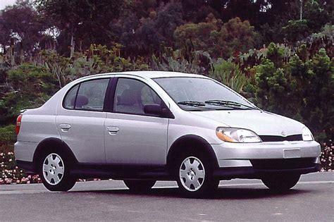 Toyota Echo 2000 2000 05 Toyota Echo Consumer Guide Auto