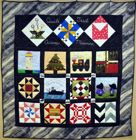 Quilt Shops St Louis Mo by American Genius Highway Quilt Trail Highlights Missouri