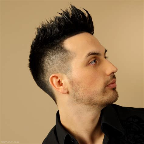 hair cuts buzzed on sides and medium length in front mohawk hairstyle with buzzed sides and buzz cut neckline