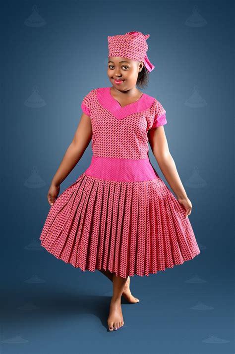 Beautiful Shweshwe Dress Designs