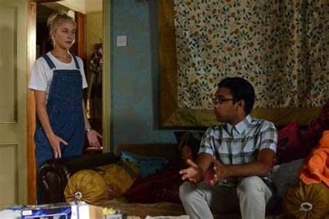 eastenders 2016 why is nancy leaving eastenders spoilers nancy and tamwar are both leaving the