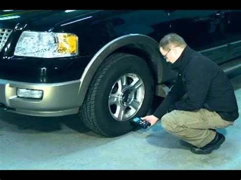 tire pressure monitoring 2007 ford expedition el engine control ford expedition tpms tire pressure monitoring system youtube