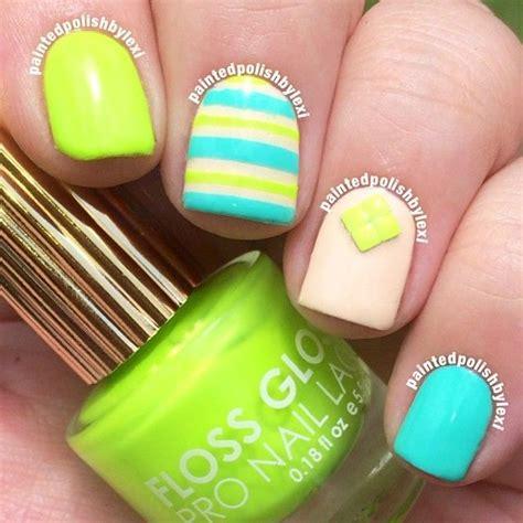 imagenes de uñas verdes u 241 as de neon los colores pueden ser a 250 n m 225 s brillantes