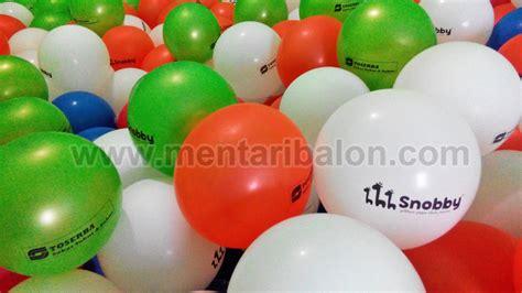 Harga Balon by Balon Printing Balon Sablon Murah Jabodetabek Di Mentari