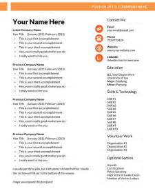 marketing resume templates learnhowtoloseweight net