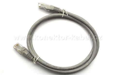 Kabel Lan 5 M Terpasag Konektor Rj45 Cable Utp 5m 1 utp cat 6 rj 45 patch p蝎 237 m 253 1 m 蝪ed 253 ethernet lan konektor kabel cz
