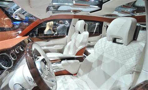 new bentley truck interior bentley exp 9 f suv concept interior photo stuff to buy